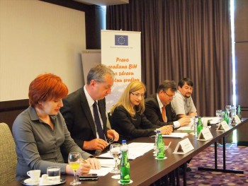 Successful implementation of the EU funded project - The right of the BiH citizens to a healthy environment