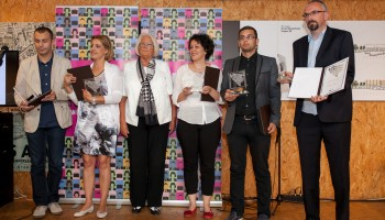 Compact for Growth & Jobs: Award ceremony for media held in Sarajevo