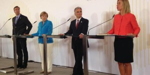 Vienna Summit joint press conference