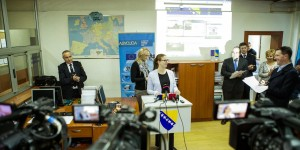 European Union helps modernise customs clearance process in BiH