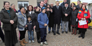 Sixteen housing units awarded to Roma families in Zenica