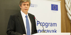 EU committed to furthering flood risk management in BiH following successes of the Floods Recovery Programme