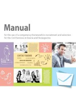 Manual for the use of competency framework in recruitment and selection for the civil services