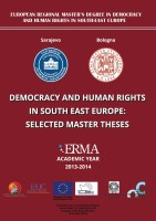 Democracy and Human Rights in South East Europe Selected Master Theses