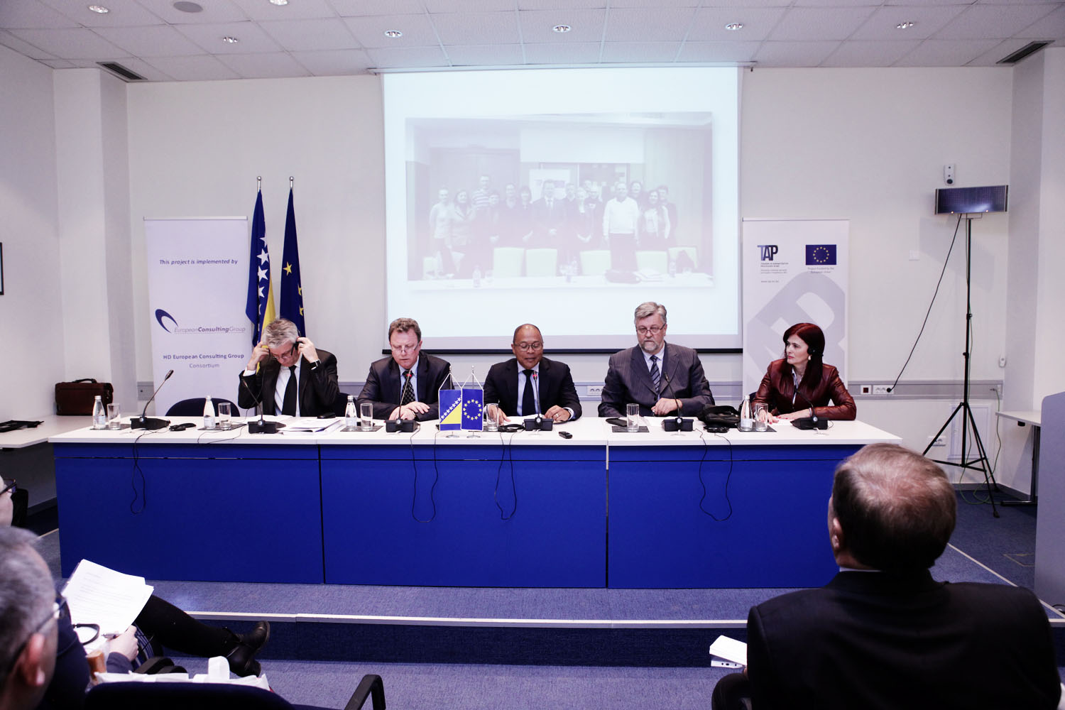 Effective public administration system adhering to EU regulations is crucial for EU membership, EU conference highlights
