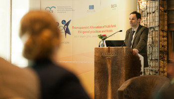 Transparent allocation of public funds is a critical issue in the Western Balkans region, TACSO conference highlights
