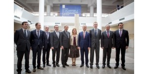 Commissioner Hahn at the WB6 Ministerial (Foreign Affairs) in Durrës on 30-31 March 2016 (Photo: Ministry of Foreign Affairs of Albania)