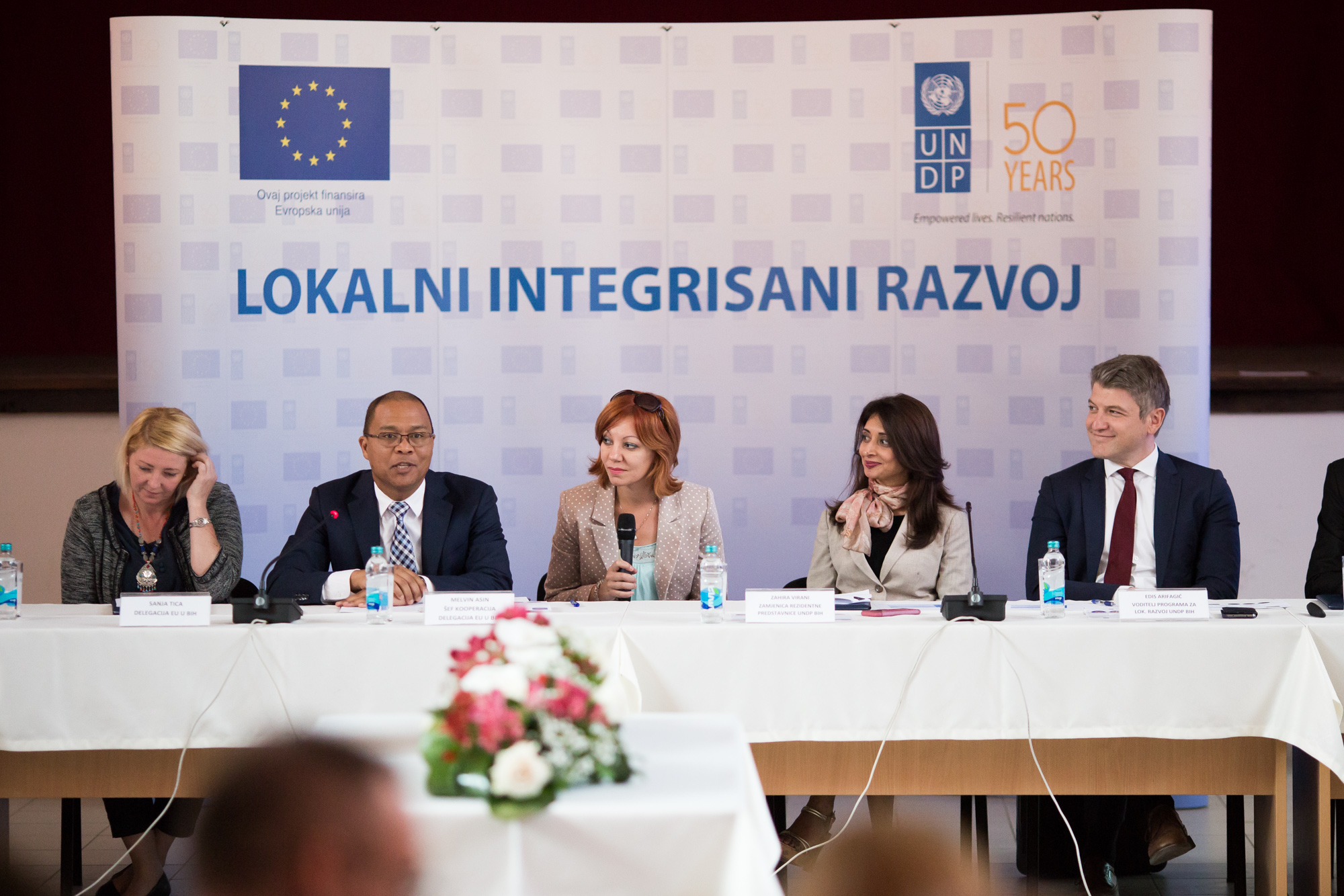 EU and UNDP support more than 100,000 people in BiH through Local Integrated Development project