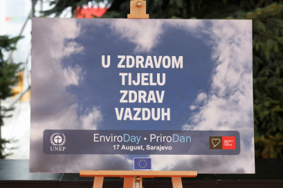 Exhibition on Air Quality Monitoring in BiH 02
