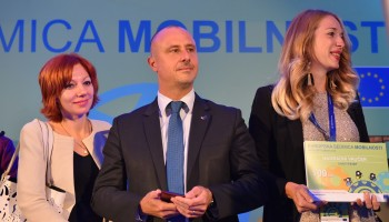 Brcko: EU opens Info Point and marks European Mobility Week