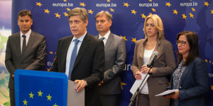 Press conference after high-level meeting on Reform Agenda