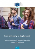 From university to employment
