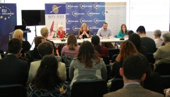 National Report on media freedom and safety of journalists presented as part of regional EU project