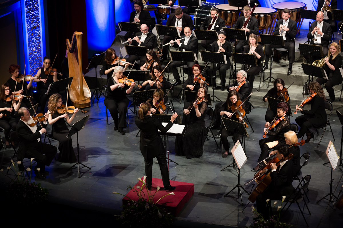 Europe Day concert and reception held at the National Theatre in Sarajevo