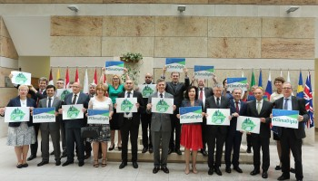 EU Heads of Missions on Climate Diplomacy Week