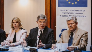 Support to the Reform of the Statistics System in B&H 05