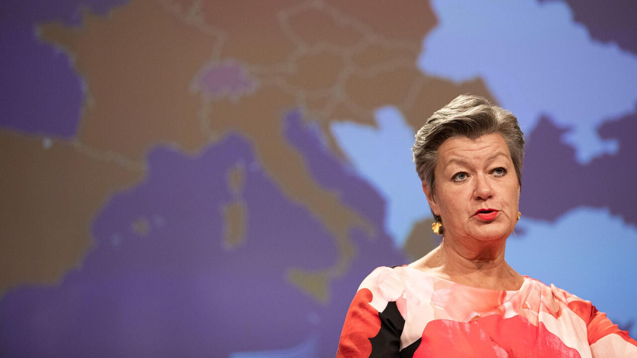 Image result for Ylva Johansson